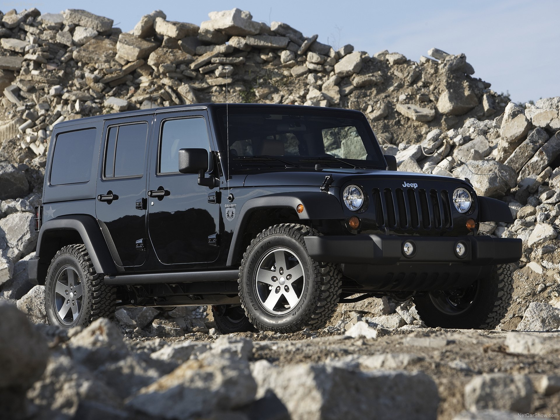 2011 Black Ops Edition Jeep. Black Ops Edition » Jeep-